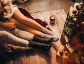 نصائح عند تناول الطعام ليلية الكريسماس