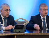 ألكسندر لافرينتيف المبعوث الخاص للرئيس الروسى إلى سوريا