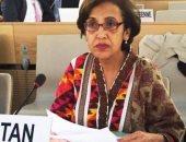 وزيرة الخارجية الباكستانية تهمينا جانجو