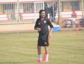 علاء الشبلى لاعب الزمالك السابق