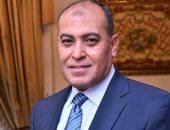 اللواء علاء يوسف السكرتير العام المساعد لمحافظة المنوفية