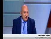 المهندس مصطفى فهمى رئيس جهاز مدينة الشيخ زايد