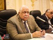 النائب همام العادلى رئيس لجنة الأقتراحات والشكاوى بمجلس النواب