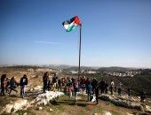 علم فلسطين- أرشيفية