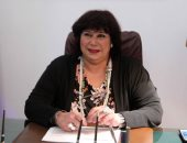 الدكتورة إيناس عبد الدايم وزيرة الثقافة