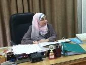 فاطمة الخياط، وكيل وزارة التضامن الاجتماعى بأسيوط