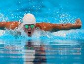 ممارسة رياضة السباحة-أرشيفية