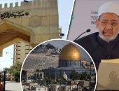 الإمام الأكبر أحمد الطيب وفلسطين والأزهر