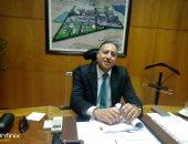 عماد الدين مصطفى رئيس القابضة للصناعات الكيماوية