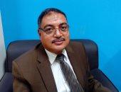 الدكتور العميد محمد فاروق وكيل الطب البيطرى بجنوب سيناء