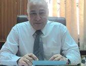 د. علاء عثمان وكيل وزارة الصحة بالبحيرة