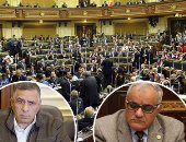 محمد وهب الله وممدوح الحسينى ومجلس النواب