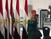 فاطمة رجب المتحدثة الإعلامية لقائمة فى حب مصر
