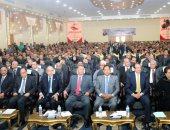 المحافظون خلال مؤتمر دعم مصر