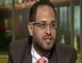 محمد حامد الباحث فى العلاقات الدولية