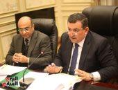 أسامة هيكل رئيس لجنة الثقافة والإعلام والآثار بمجلس النواب