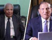 اللواء سيد هاشم المدعى العام العسكرى الأسبق وسامى عنان
