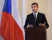 رئيس الوزراء التشيكى