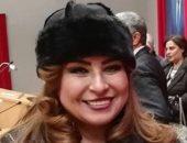غادة عجمى عضو مجلس النواب