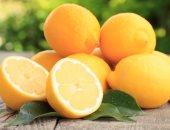 الليمون لتفتيح اسمرار الركبة