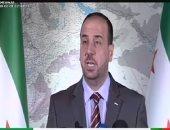 رئيس هيئة التفاوض السورية المعارضة نصر الحريرى