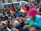 تظاهرات ألمانيا