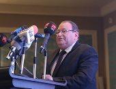 أسامة عسران نائب وزير الكهرباء