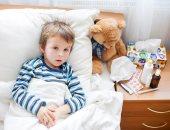 طفل مريض ـ ارشيفية