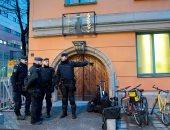 الشرطة السويدية ـ صورة أرشيفية