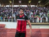 محمد عطوة مدافع الرائد السعودى