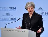 رئيسة وزراء بريطانيا تيريزا ماى