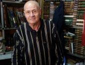 صاحب أقدم مكتبة بخان الخليلى