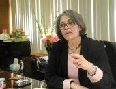 المهندسة فتحية شتيوى رئيس شركة مصر لادارة الاصول
