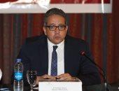 وزير الآثار الدكتور خالد العنانى