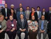 عادلة رجب نائبة وزيرة السياحة خلال افتتاح البرنامج التدريبى للكوادر العربية