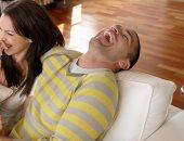 فوائد الضحك-أرشيفية
