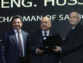 حسين صبور رئيس شركة الأهلى للتنمية العقارية
