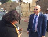محافظ أسوان يستقبل الدكتورة إيناس عبد الدايم وزيرة الثقافة