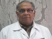 الدكتور سيد دعية مدير مستشفى الحميات والجهاز الهضمى ببورسعيد