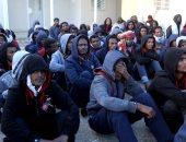 إنقاذ 450 مهاجرا قبالة السواحل الليبية