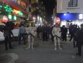 جانب من حملات ضبط شوارع الاقصر