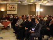 محافظ الأقصر خلال افتتاح المؤتمر الدولى للجمعية العربية للبحوث الطبية