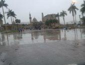 أمطار بشوارع الأقصر