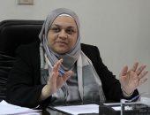 الدكتورة منن عبد المقصود رئيس أمانة الصحة النفسية