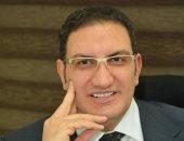 أسامة جنيدى رئيس لجنة الطاقة بجمعية رجال الأعمال المصريين