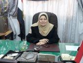 تغريد عواره وكيل وزارة التضامن الاجتماعي بمحافظة الغربية