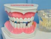 طقم أسنان أرشيفية