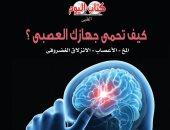غلاف كتاب كيف تحمى جهازك العصبى؟