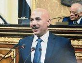 العميد أيمن عبد الله وكيل لجنة الطاقة والبيئة بمجلس النواب
