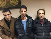 المتهمون بسرقة السيارات بالقاهرة